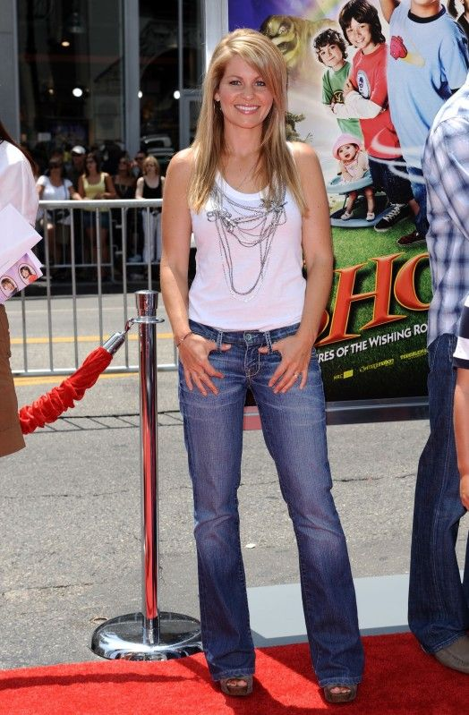 Candace Cameron-Bure's  - casual style