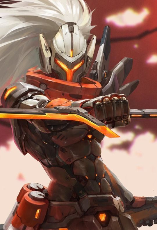 Needs to be a Genji Skin << YES