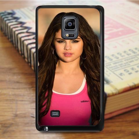 Pink Adidas Selena Gomez Samsung Galaxy Note 5 Case