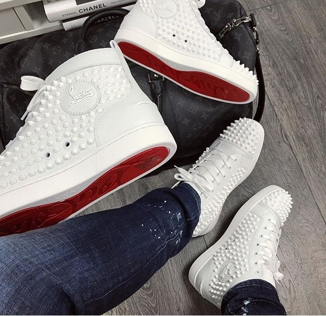 chaussure christian louboutin homme