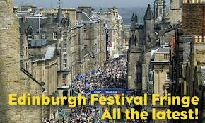 Edinburgh - during the comedy festival !