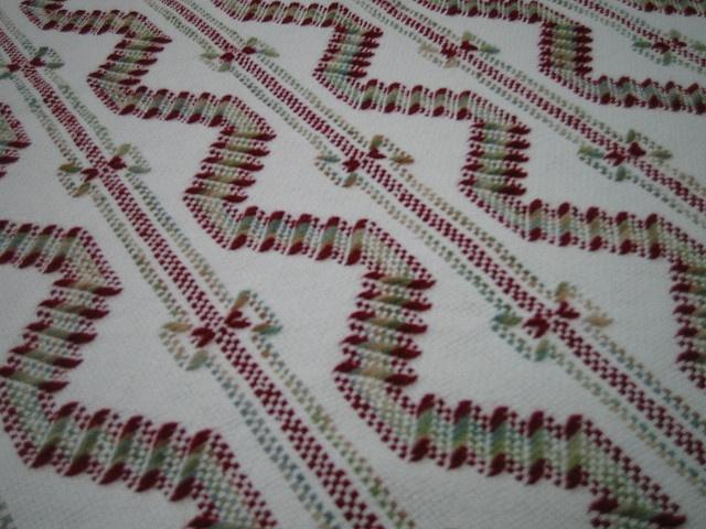 Swedish Weaving