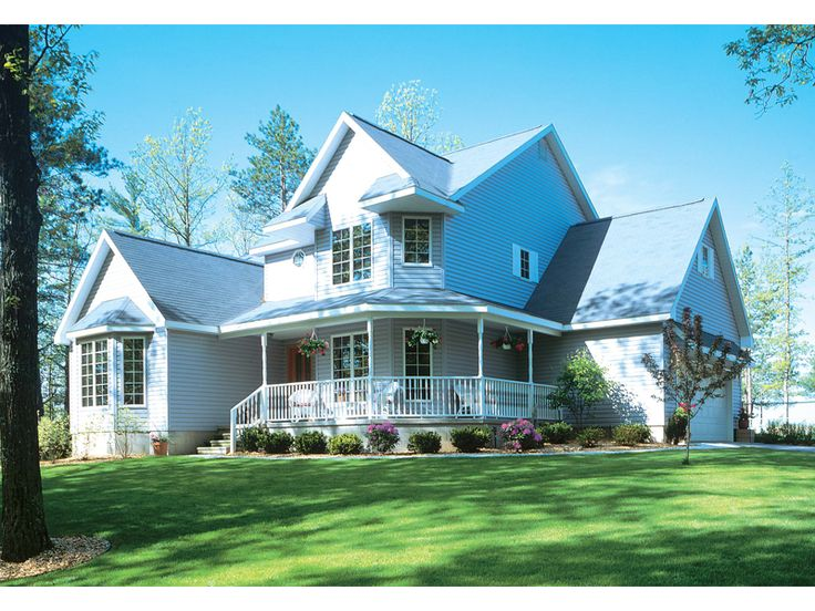 Country farmhouse victorian house plans for Country and farmhouse home plans