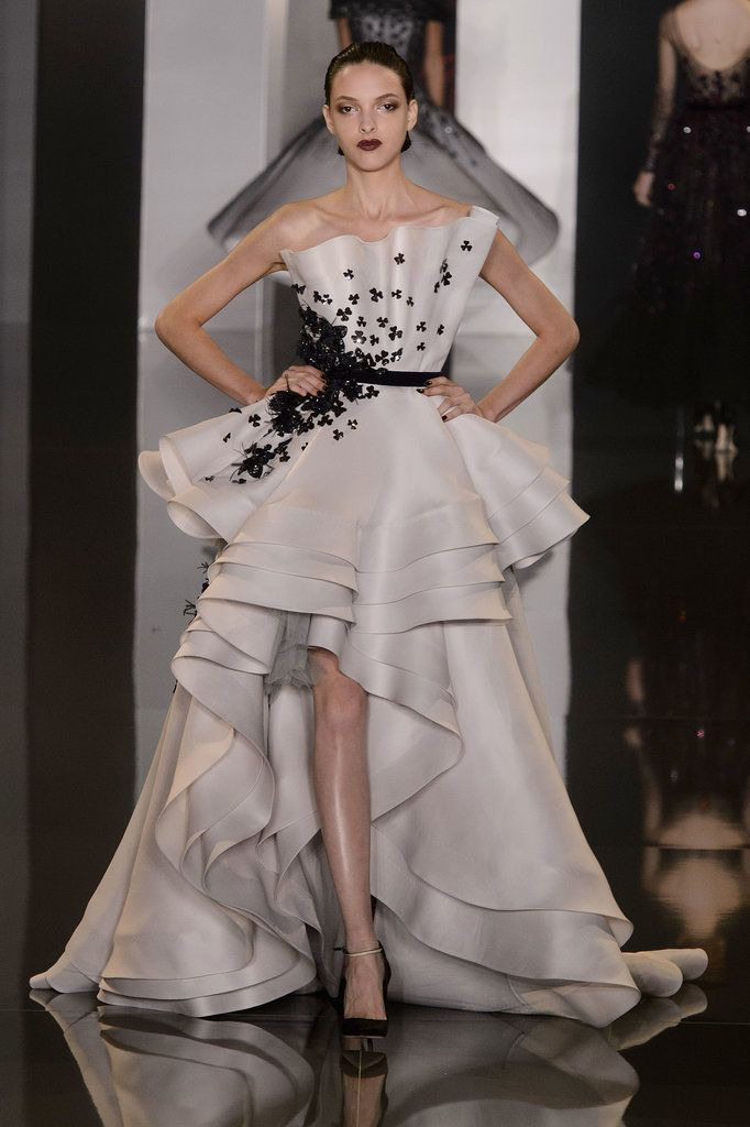 Paris Haute Couture!