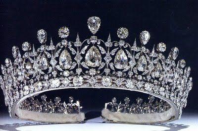 British Crown Jewels: The Fife Tiara