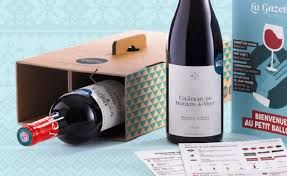 Visit Tin and Thyme to enter a giveaway for a 3 month Le Petit Ballon wine box subscription worth over £70 - ends 15/2/16.