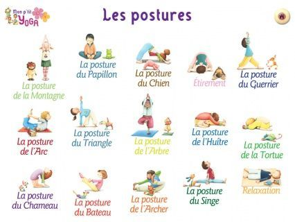 Application Mon Pti Yoga pour Iphone Ipad
