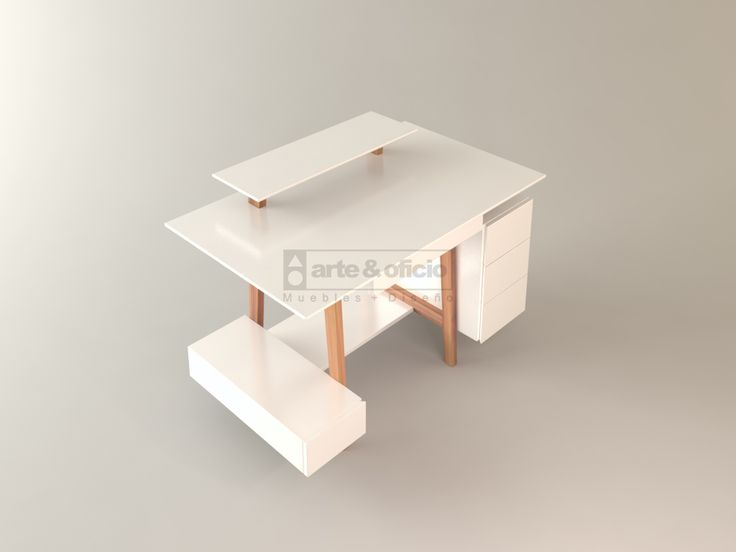 Escritorio workspace calden vista superior medidas 1 for Escritorio ergonomico caracteristicas