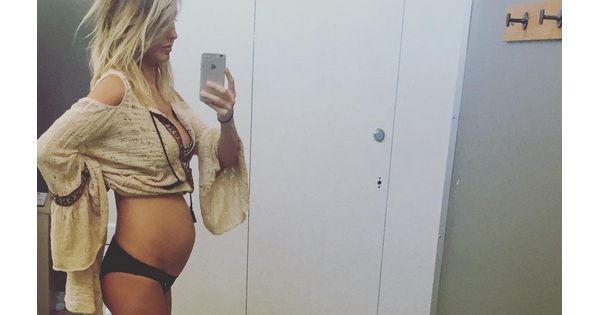 Audrina Patridge enceinte : La star de The Hills dévoile son baby bump naissant