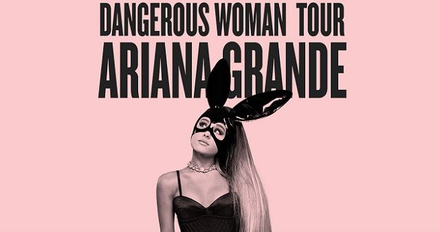 Ariana Grande LIVE at Bridgestone Arena on 2/14!