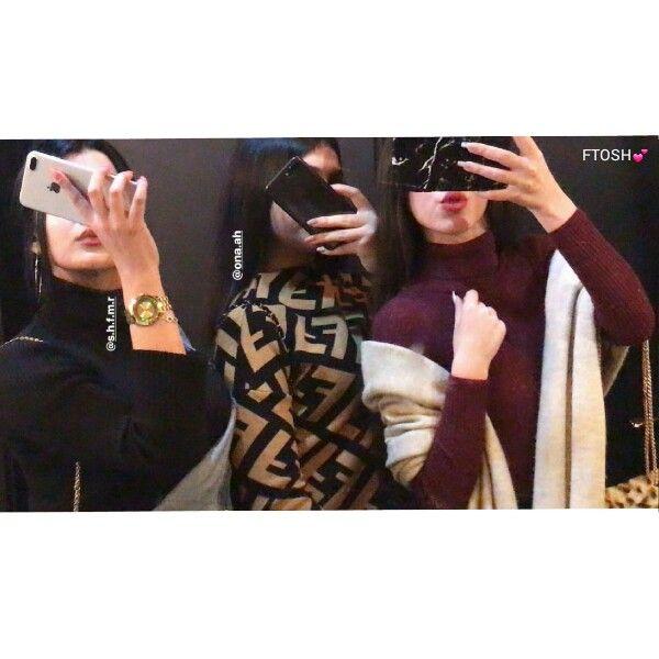 رمزيات بنات صديقات Girls Hollister Clothes Girls Dp Stylish Selfies Poses