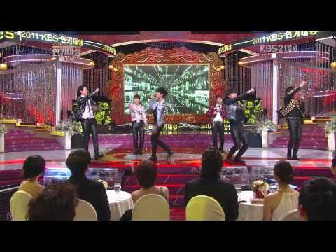 111231 2PM - Hands Up - YouTube