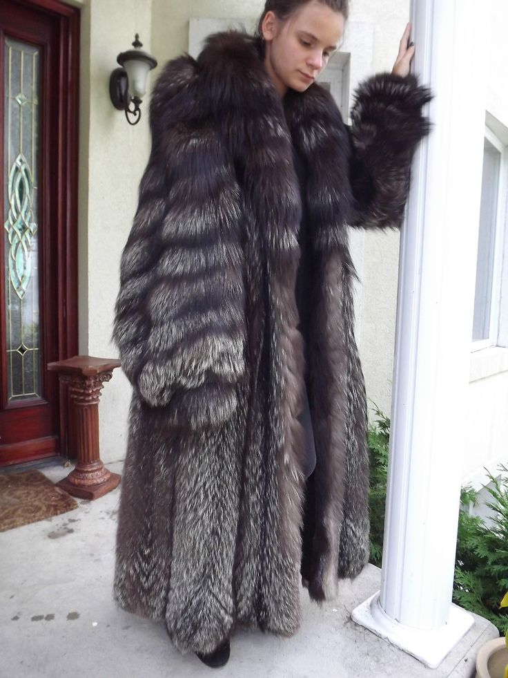 nude pornstars in fur coats