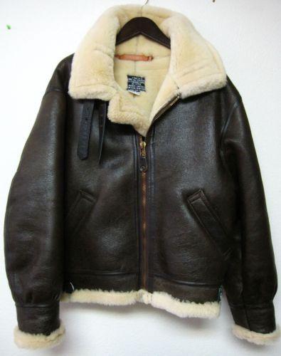 Avirex Sheepskin Jackets 0j1I4t