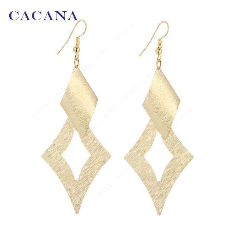 Women Fashion Jewelry Dangle Long Earrings Star Style Top Quality For Women Bijouterie