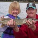 Lake Minnewaska- popular for bass tournaments
