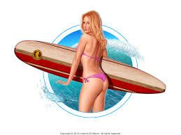 Classic Surf Posters