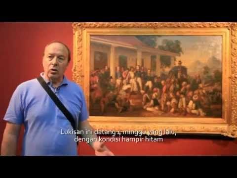 Raden Saleh Dan Awal Seni Lukis Modern Indonesia - YouTube