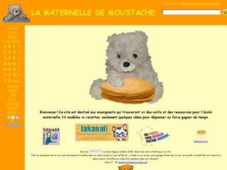 Les 25 meilleures id es de la cat gorie la maternelle de - Moustaches maternelle ...