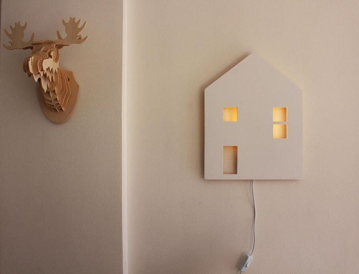Cozy house, ambient lighting by petproject.gr