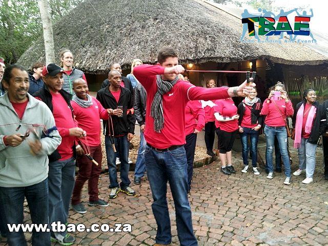 RGA Reinsurance Company Potjiekos Team Building Cape Town