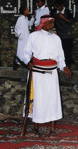 Leader of the team. Flower Men of Saudi Arabia - Travel Photos by Galen R Frysinger, Sheboygan, Wisconsin