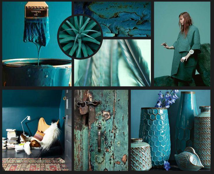25 beste idee n over kleurenpalet blauw op pinterest blauwe kleuren blauwe kleur combinaties - Kleur zen kamer ...