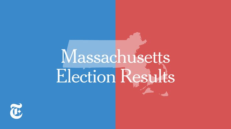 Massachusetts election results from the 2016 general election.