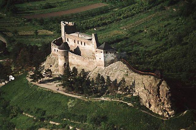 Boldogkő Castle ruins, Hungary