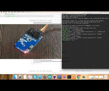 raspberry pi tcn75a temperature sensor java tutorial