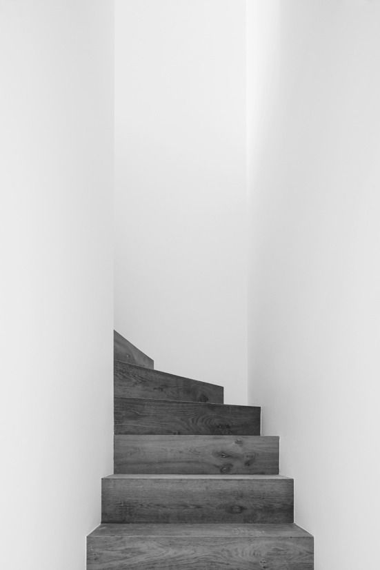 Stairs from a loft by Nicolas Schuybroek / See more @ www.1979-editions.tumblr.com