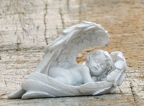 Amazonsmile loves child angel cupid home decor cherub for Figurine decoration jardin