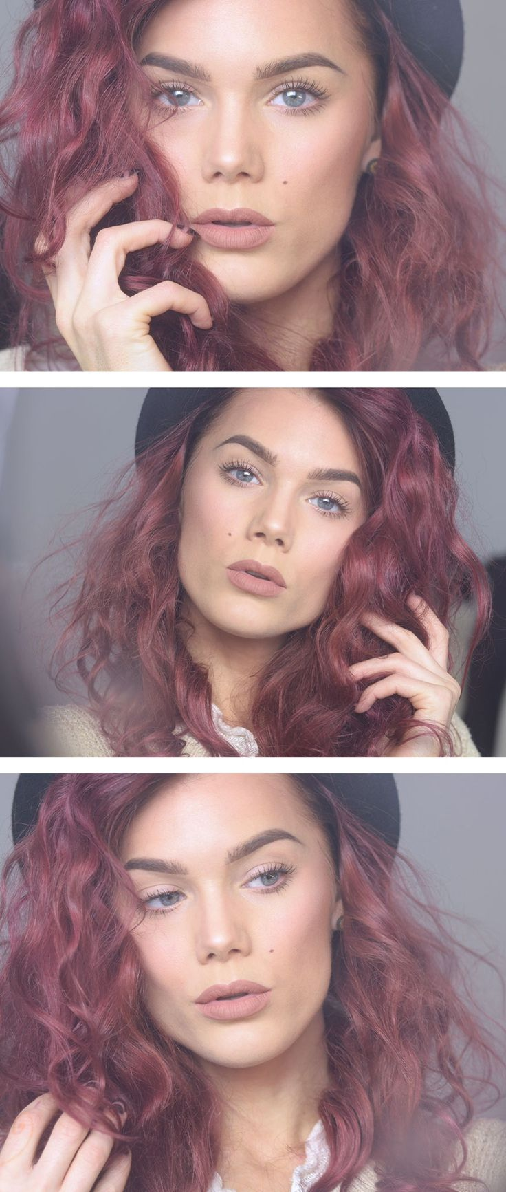 Todays look-Hair  Linda Sminkblogg