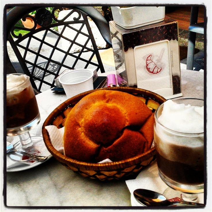 breakfast in Sicily #sicilia #holiday #summer #hellosicilia