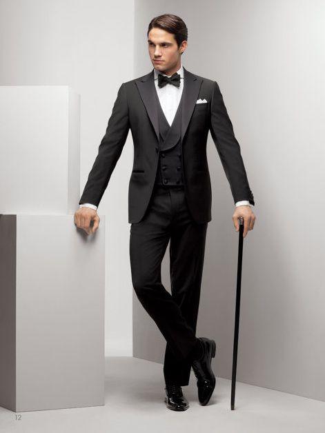 #formal #tux #tuxedo #menswear #menstyle