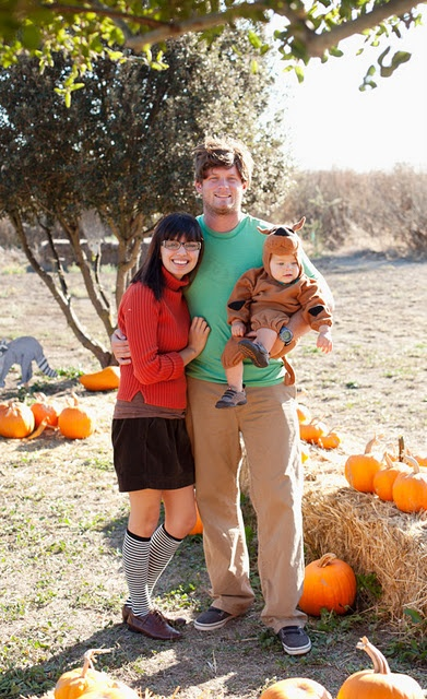 Our scooby doo family :) family halloween costume ideas