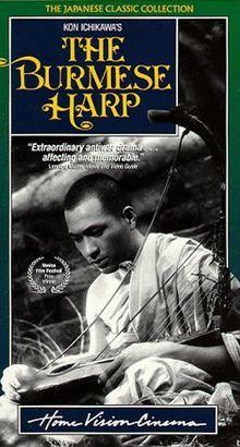 """""""Biruma no tategoto"""", aka """"The Burmese Harp"""", war drama film by Kon Ichikawa (Japan, 1956)"""