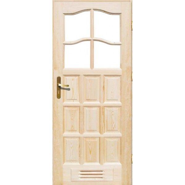 WWW.MOBILIFICIOMAIERON.IT - https://www.facebook.com/pages/Arredamenti-Rustici-in-Legno-Maieron/733272606694264 - 0433775330. Porte interne nuove, imballate e di ottima qualità. Completamente in legno massello di ottima qualità cod 005. Si tratta di Porte costruite con cura e attenzione, e rivendute direttamente a prezzo di Fabbrica. Sia grezze che verniciate #porteinlegno #fabbricaporteinlegno