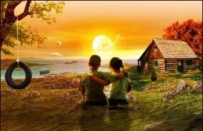 ¡Qué bonito tener amigos!¡Qué haríamos sin ellos! Si son los que nos dan la alegría, con los que pasamos momentos increíbles, con los que nos divertimos, y con los que sin decir una palabra te entienden, que te sacan una sonrisa en los buenos y malos momentos, con los que compartimos nuestros mayores secretos, los amigos de verdad, los que se cuentan con los dedos de la mano, hoy quiero agradecerles que sean mis amigos porque sin ellos no soy nada.