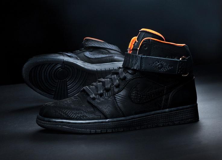 """Just Don x Jordan Brand """"Just Jordan BHM"""" Air Jordan 1 & Snapback"""