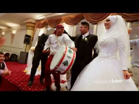 Drums Out First Thing You Know When Its An Lebanese Wedding We Witnessed Dancing From The Starting Of Day Till End Night