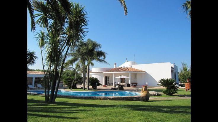 Italien Immobilie - Apulien Immobilie Kauf - Luxusanwesen