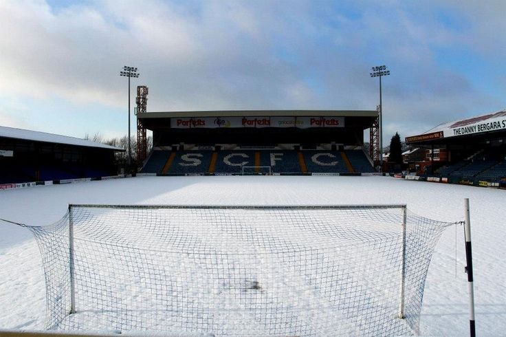 Weather puts paid to the Hatters' scheduled home game with Barrow