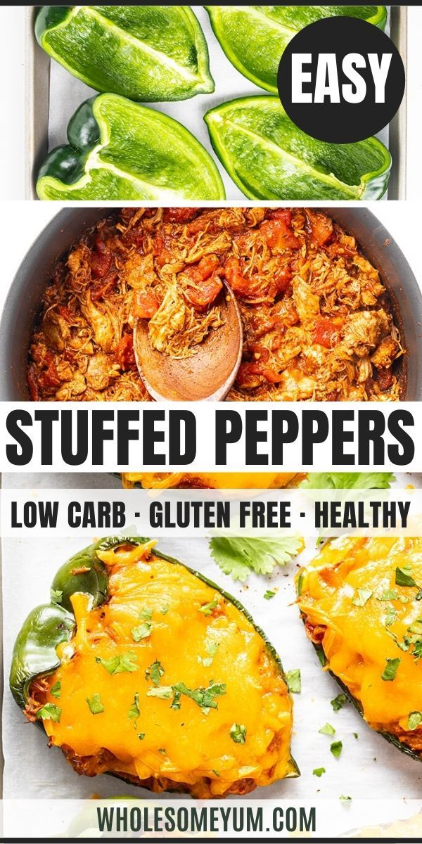 Keto Mexican Cheese Chicken Stuffed Poblano Peppers Recipe In 2020 Stuffed Peppers Poblano Peppers Recipes Peppers Recipes