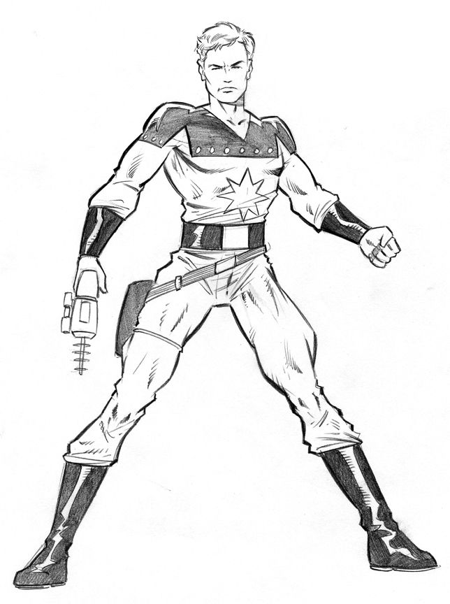 Wallpapers Flash Gordon Movie Intelligence Coloring Pages Az