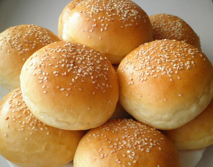 Булочки для гамбургеров (Hamburger Buns)