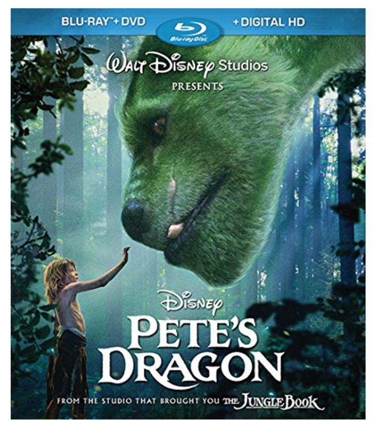 Pete's Dragon @Disney DVD Release News! #PetesDragon AD     http://www.ladyandtheblog.com/2016/11/29/petes-dragon-dvd-release-news-petesdragon/