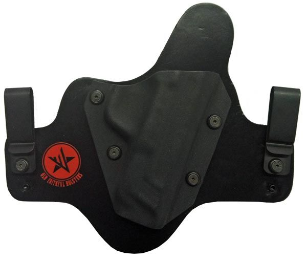 Old Faithful IWB Holster - Smith & Wesson Bodyguard .380 RH