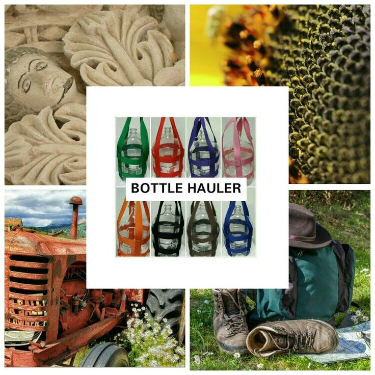 Www.bottlehauler.com Carry your bottle with ease. 5 gallon water bottle carrier.