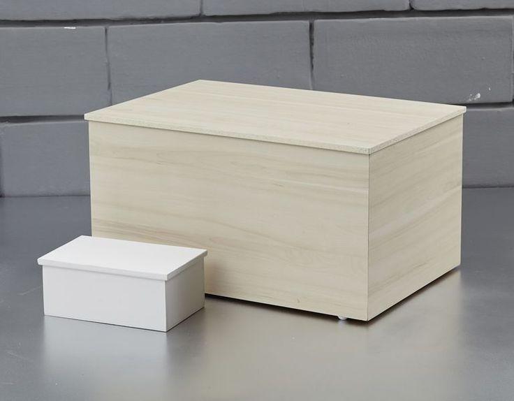 Κουτί σε φυσική απόχρωση